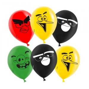 Воздушный шар Angry Birds (12''/30 см)