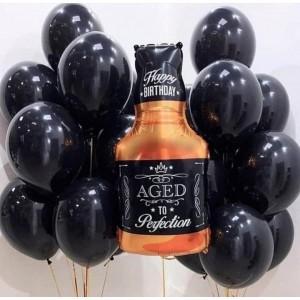 Черные шары с Виски