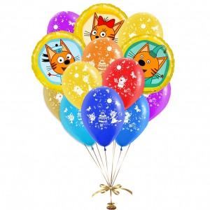 Воздушные шарики (Три Кота)